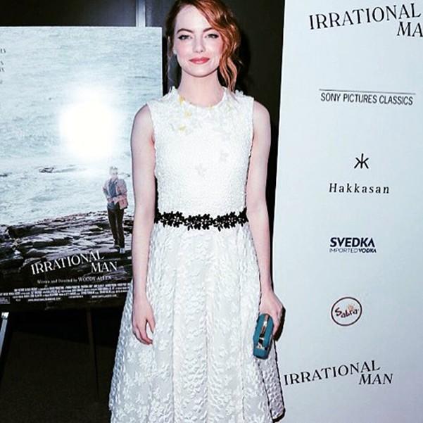 Irrational Man, Emma Stone, premiere