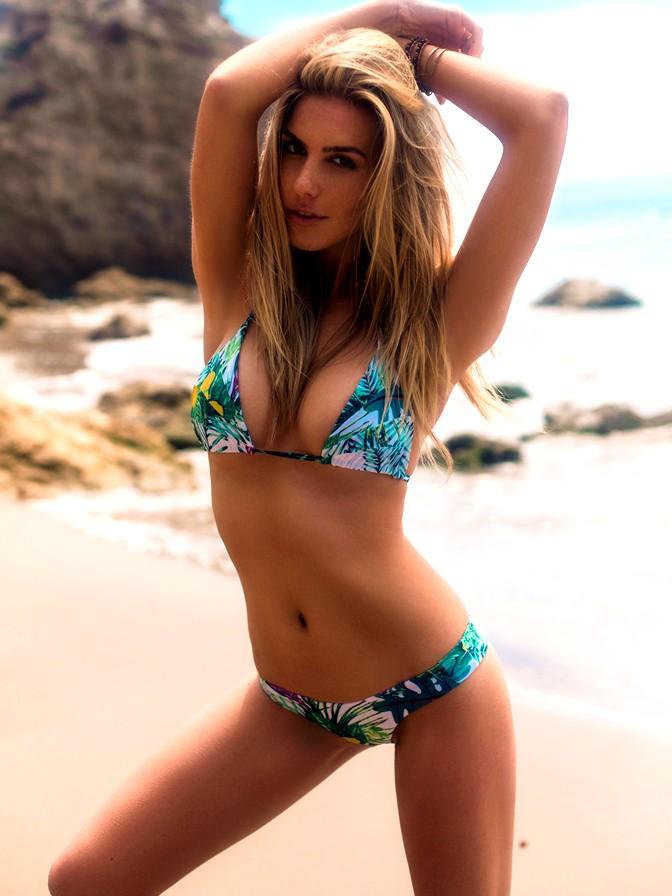 Megan Haley bikini 2