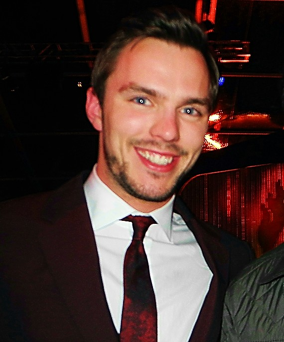 THE RED HOT ROSTER MAY 2015 + Nicholas Hoult