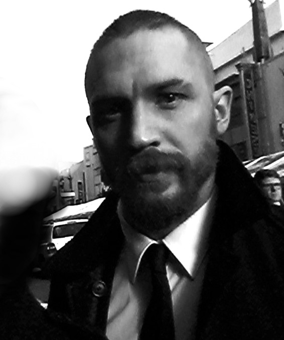 THE RED HOT ROSTER MAY 2015 + Tom Hardy