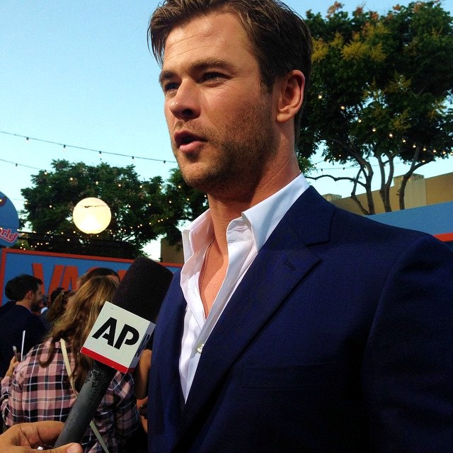 Vacation, movie, Chris Hemsworth