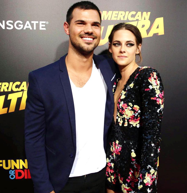 American Ultra, Taylor Lautner, Kristen Stewart