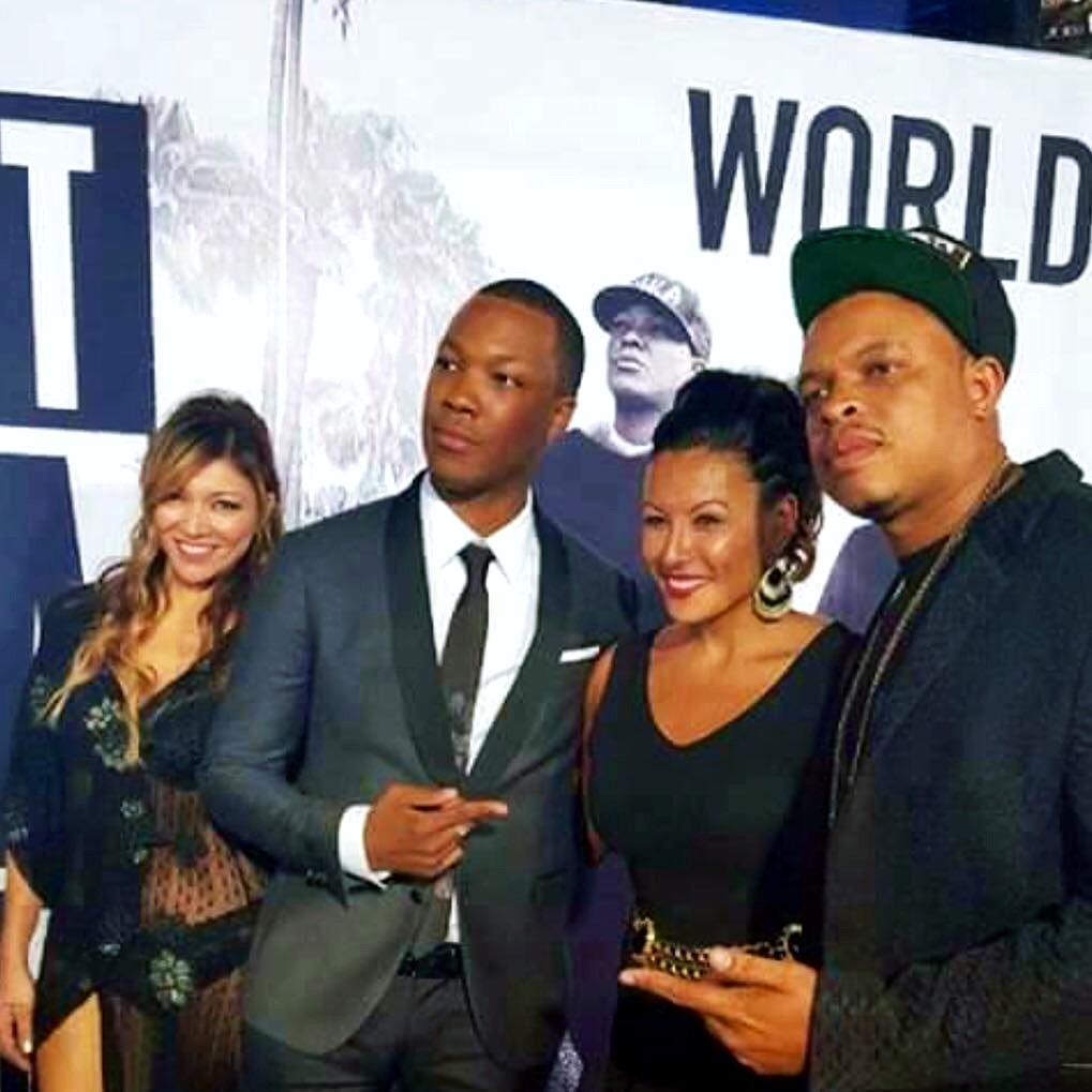 Straight Outta Compton, Corey Hawkins, Curtis Young