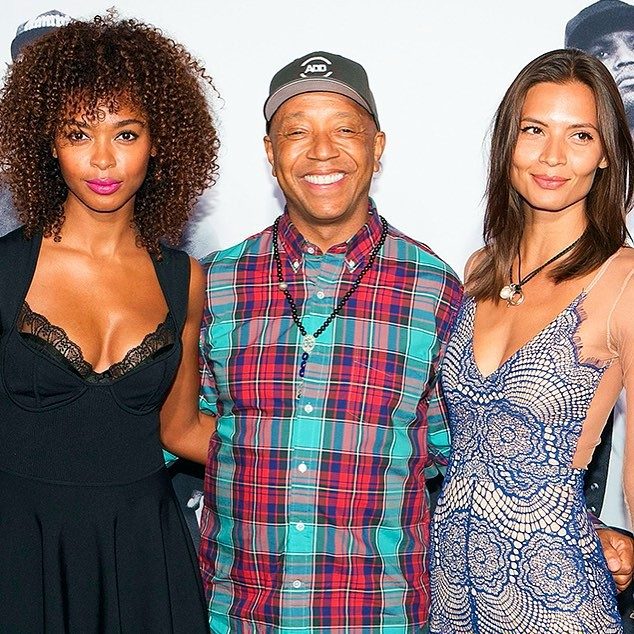 Straight Outta Compton, Russell Simmons