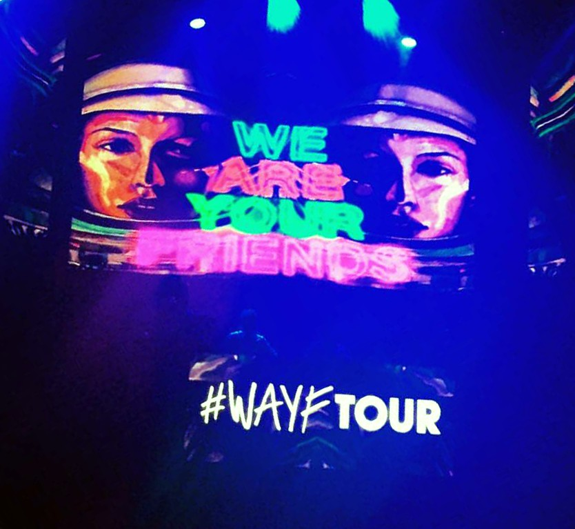 We Are Your Friends, after party