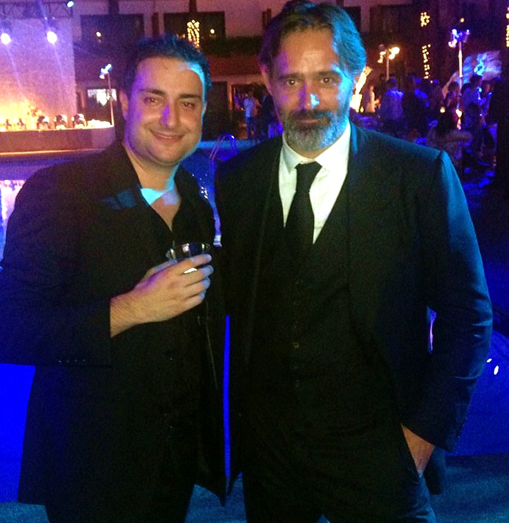 Everest, movie premiere, Baltasar Kormakur, after party