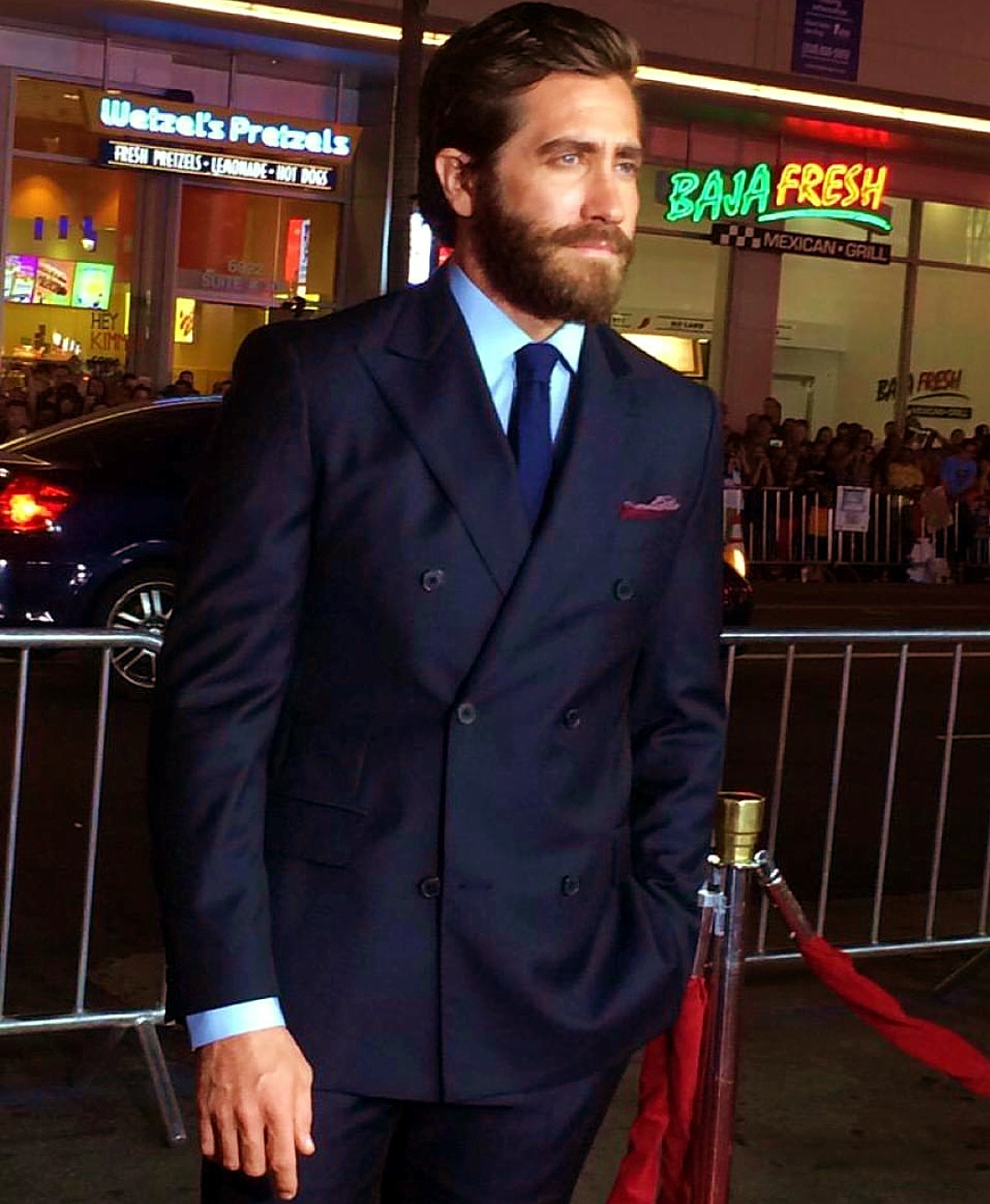 Everest, movie premiere, Jake Gyllenhaal