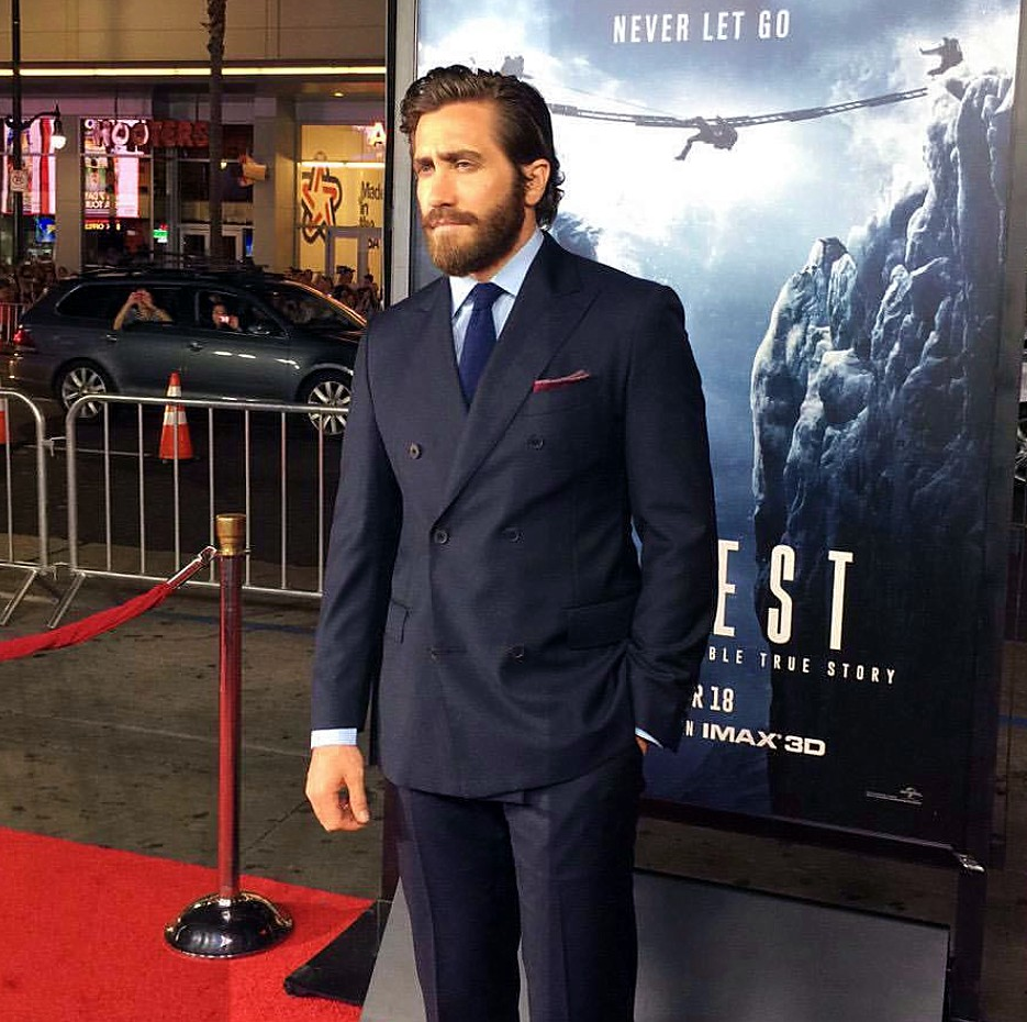 Everest, movie premiere, Jake Gyllenhaal, red carpet