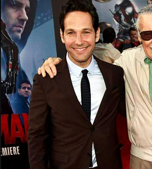 THE RED HOT ROSTER JULY 2015 Paul Rudd