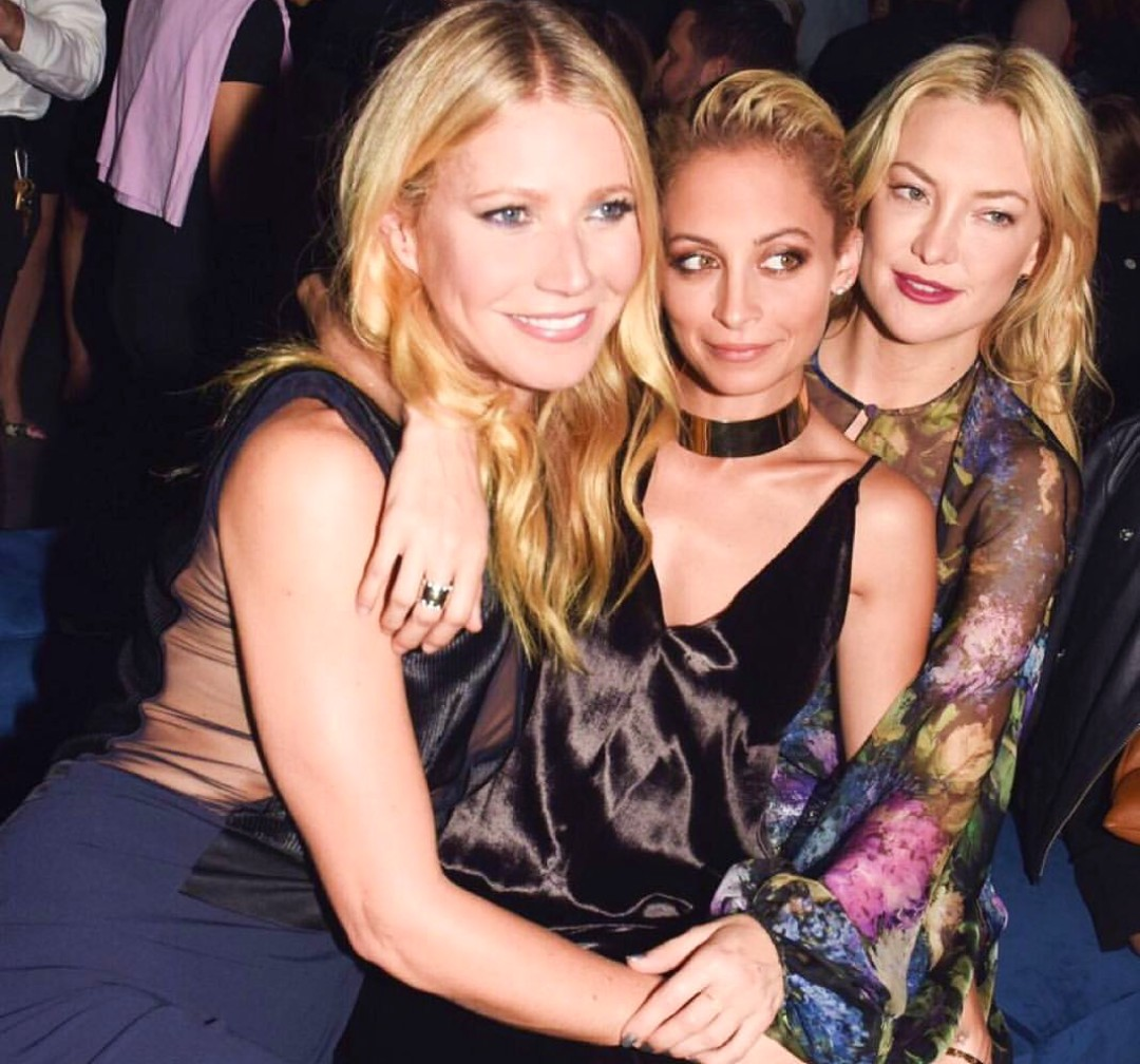 La Mer, Gwyneth Paltrow, Nicole Richie, Kate Hudson
