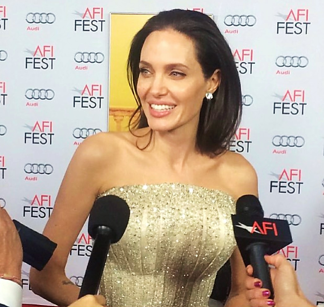 By The Sea, LA, Angelina Jolie, AFI Festival
