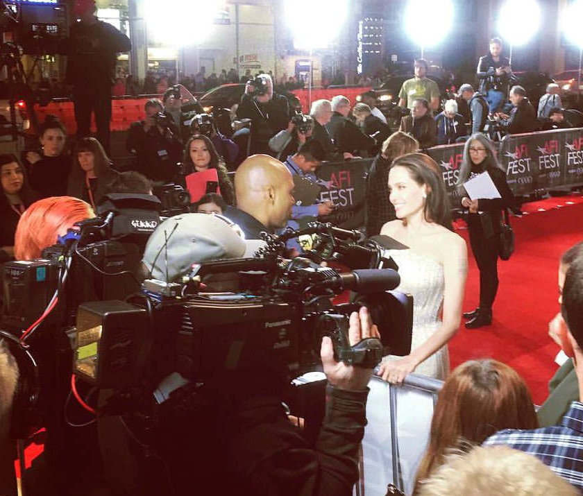 By The Sea, premiere, AFI Festival, Angelina Jolie