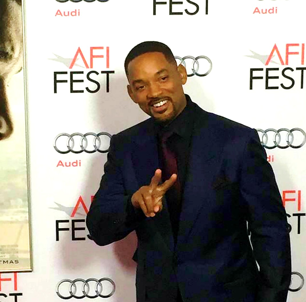 Concussion, movie premire, AFI, Will Smith, LA