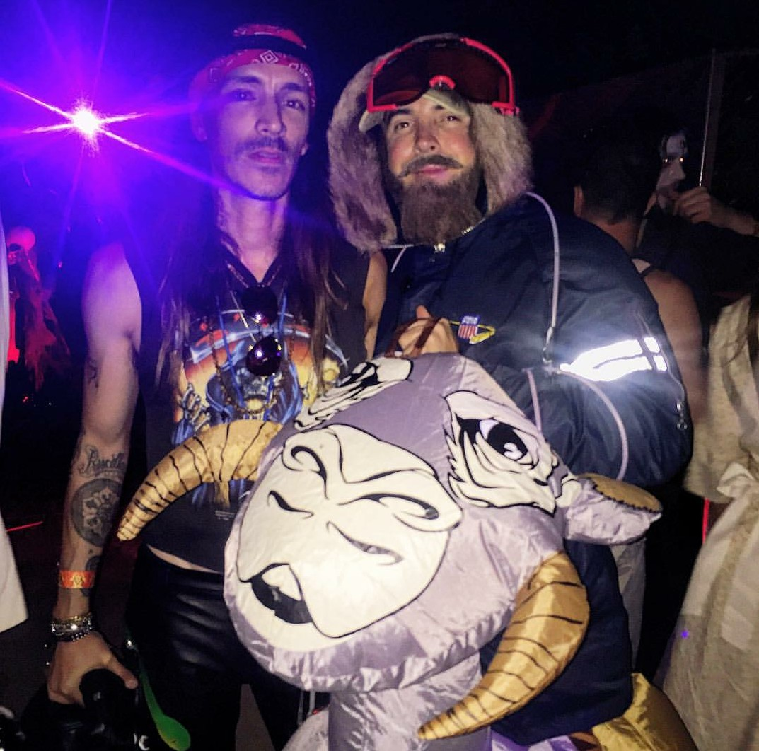 Maroon 5, Halloween Party, Los Angeles, event