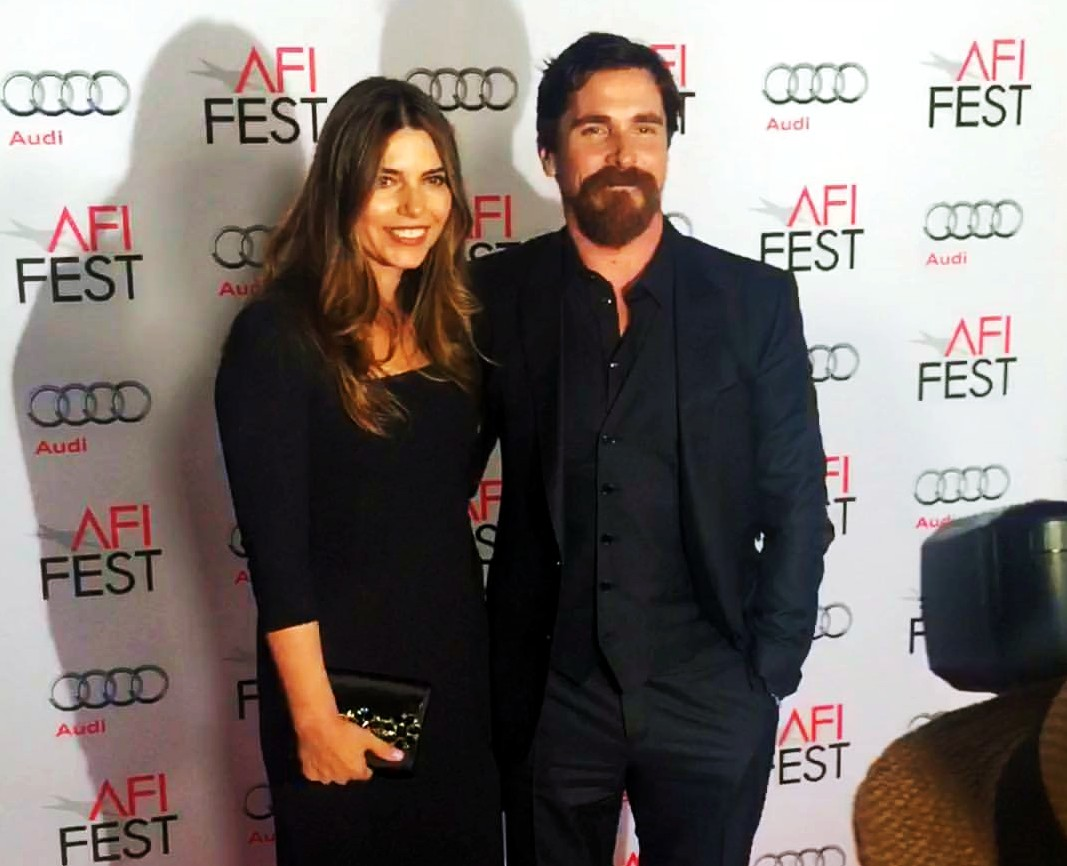 The Big Short, AFI Festival, Christian Bale, Los Angeles