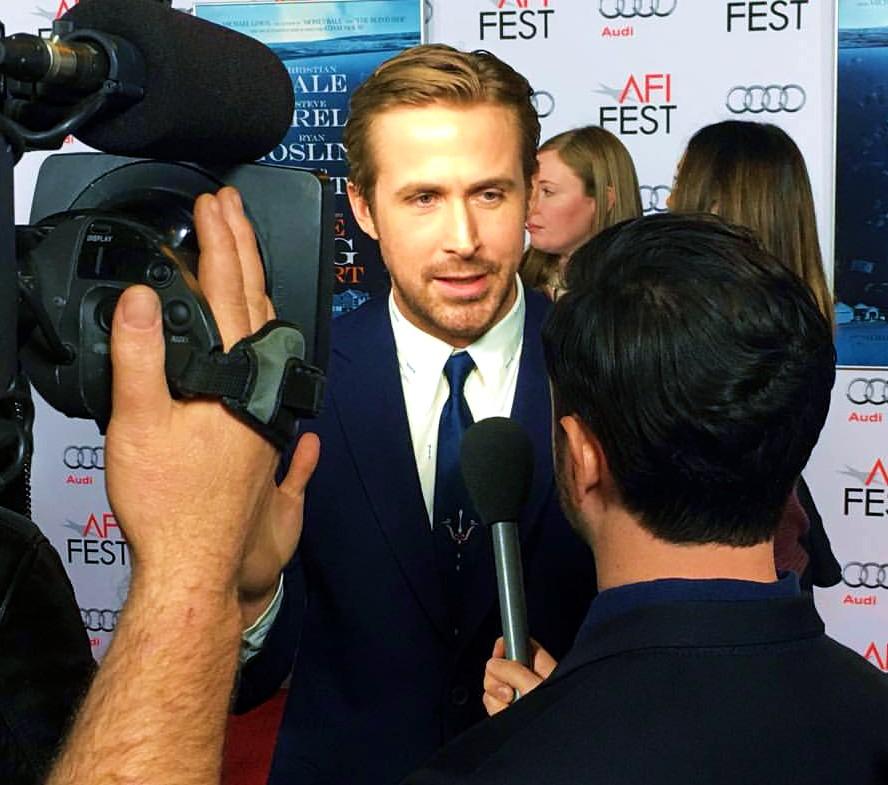 The Big Short, Ryan Gosling, AFI festival