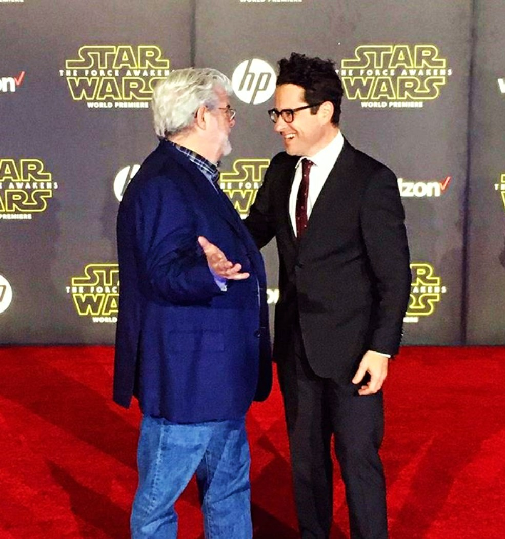 Star Wars, The Force Awakens, George Lucas, JJ Abrams