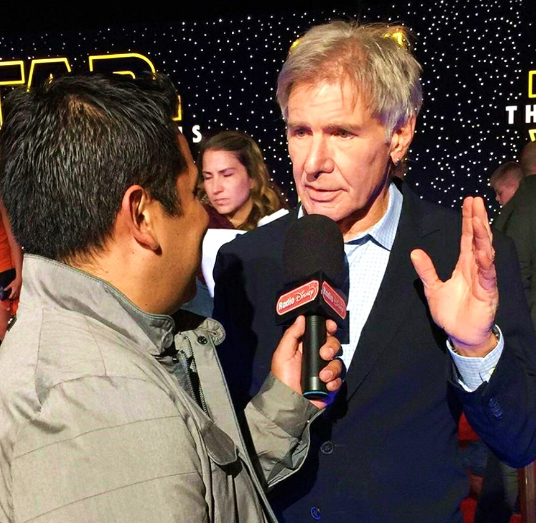 Star Wars, The Force Awakens, Harrison Ford, premiere