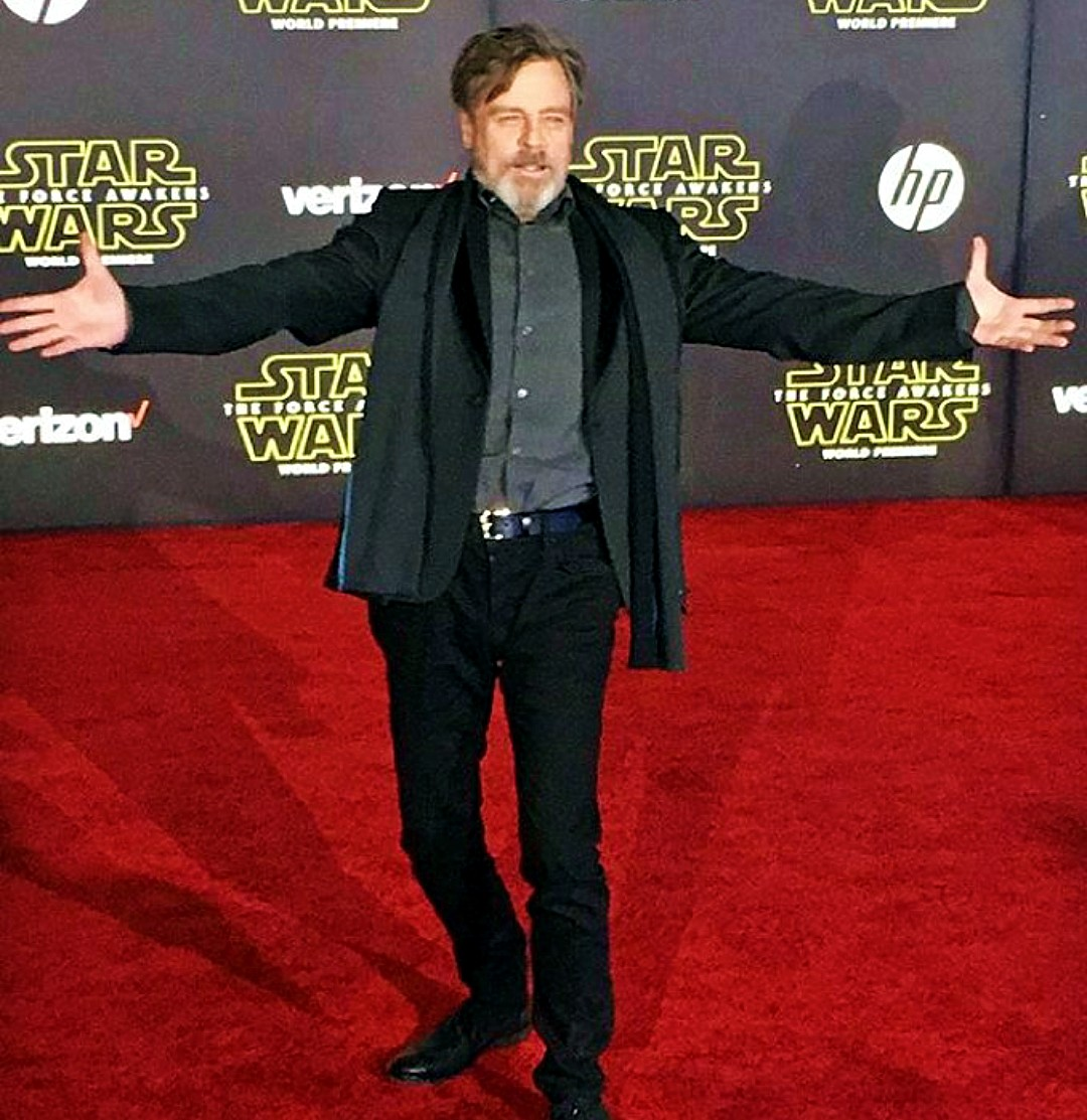 Star Wars, The Force Awakens, Mark Hamill