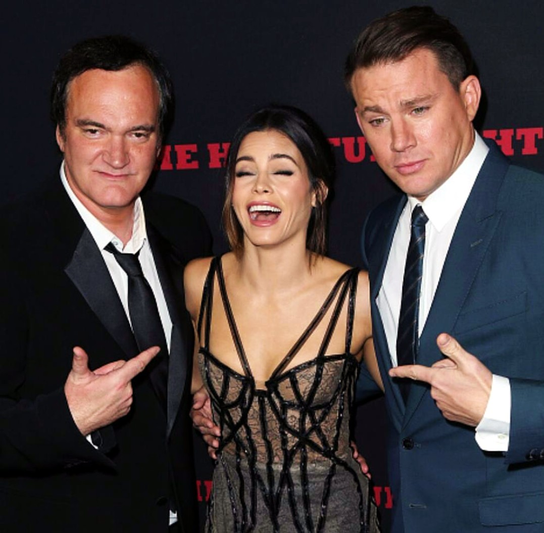 The Hateful Eight, Quentin Tarantino, Jenna Dewan, Channing Tatum