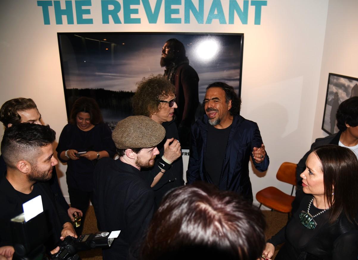 Mick Rock, Revenant, David Bowie, Alejandro Gonzalez Inarritu 3