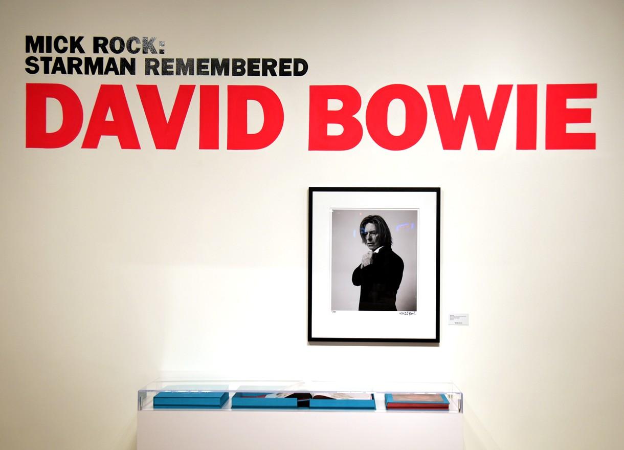 Mick Rock, Revenant, David Bowie, Starman