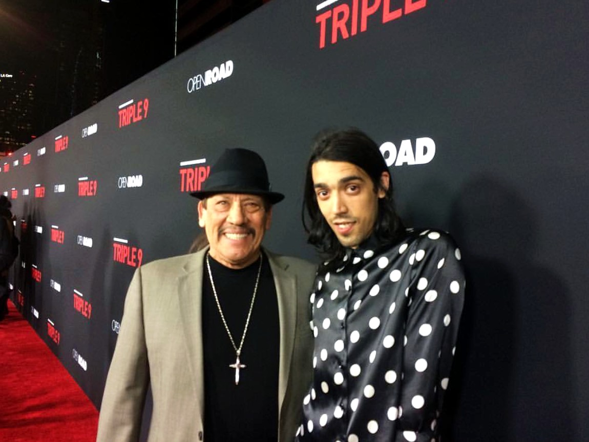 Triple 9, movie premiere, Danny Trejo