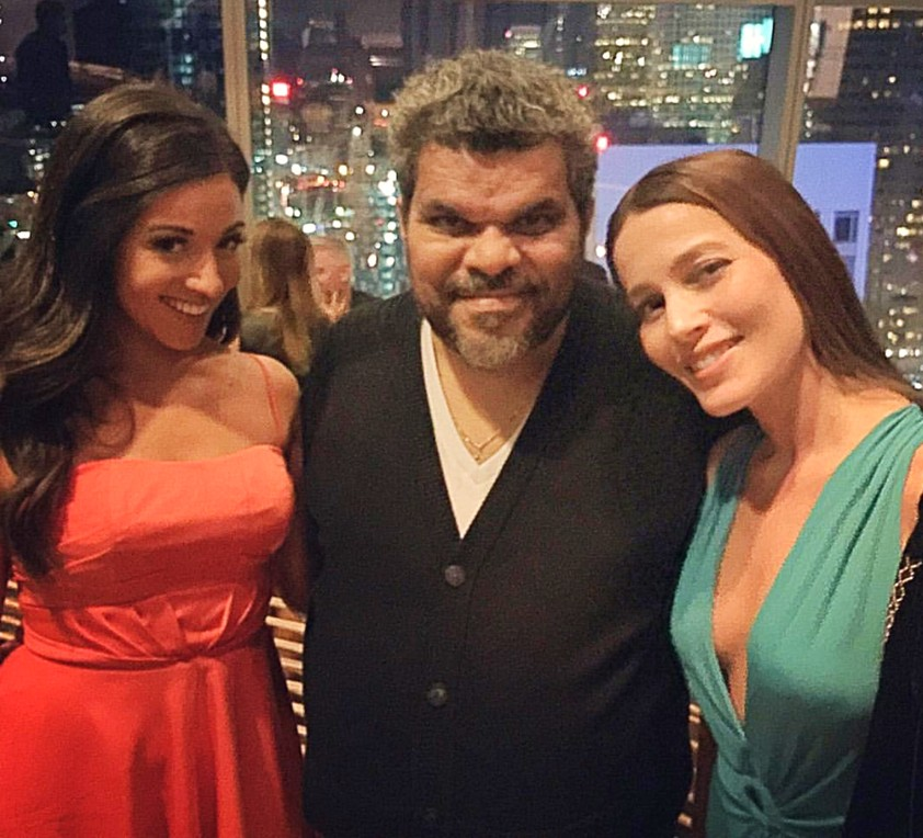 Triple 9, movie premiere, Luis Guzman