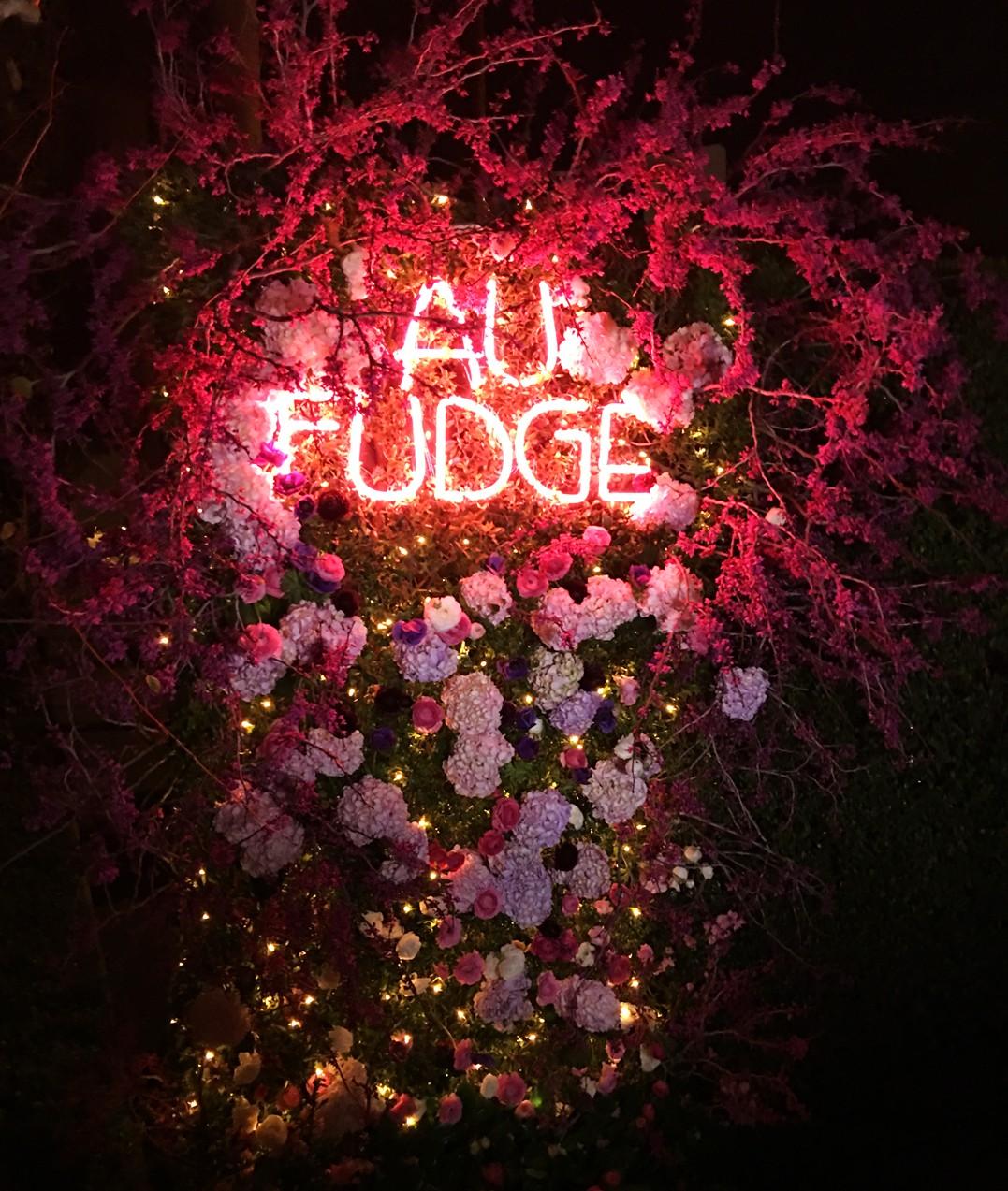 Au Fudge, opening
