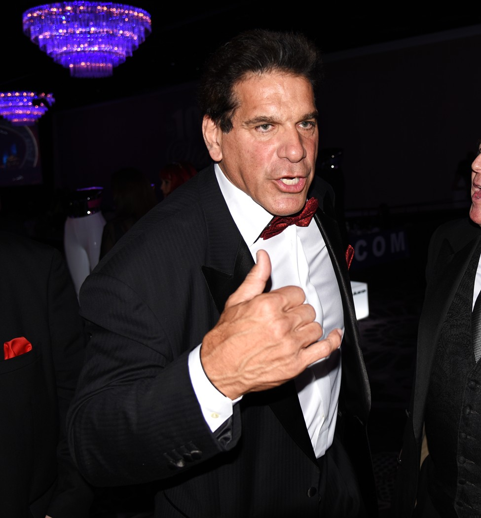 Night of 100 Stars, Lou Ferrigno