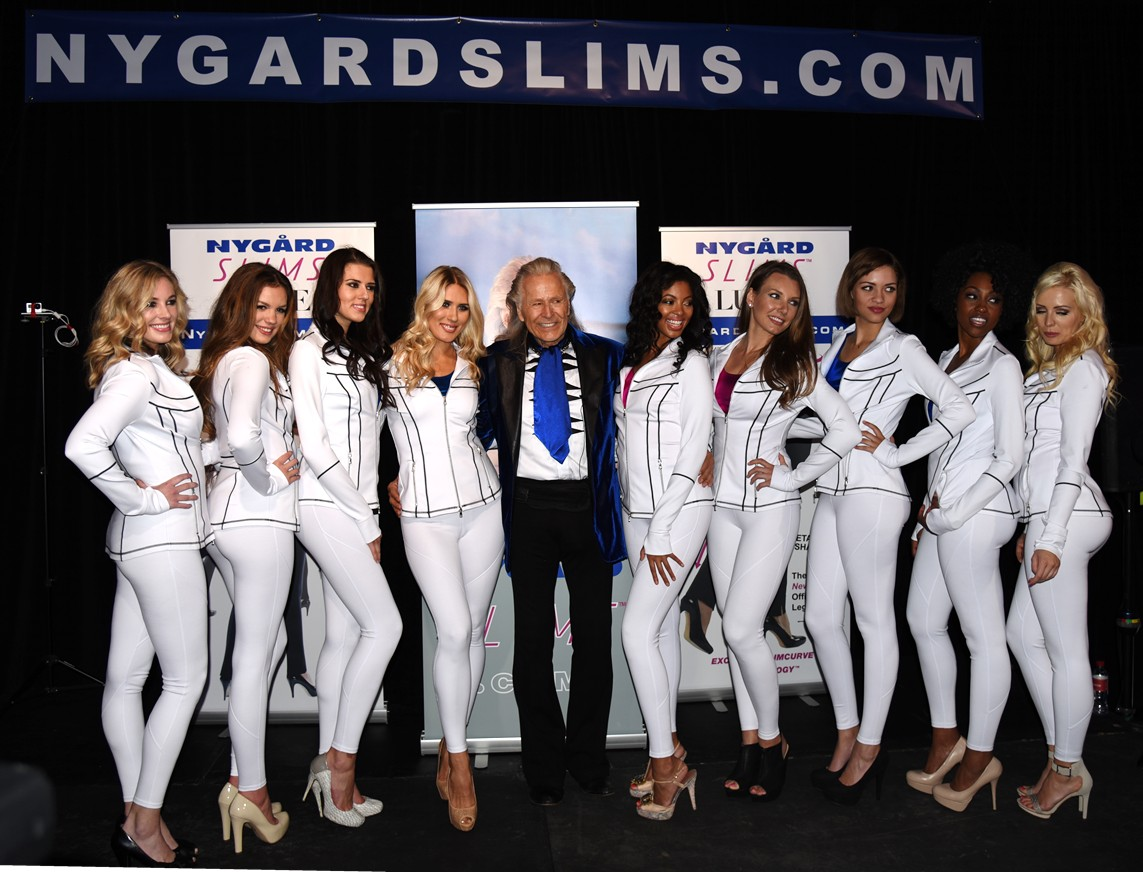 Night of 100 Stars, Peter Nygard
