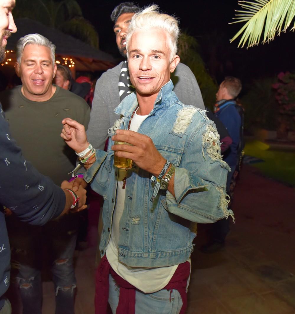 Bob Zangrillo party, Coachella, Dean May 2
