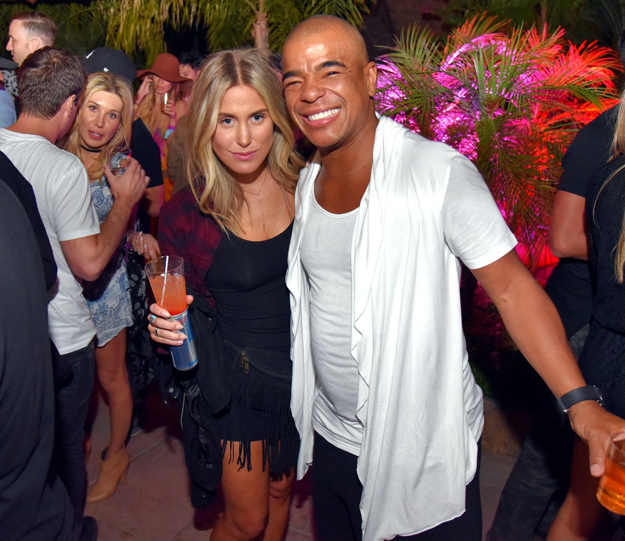 Bob Zangrillo party, Coachella, Erick Morillo 2