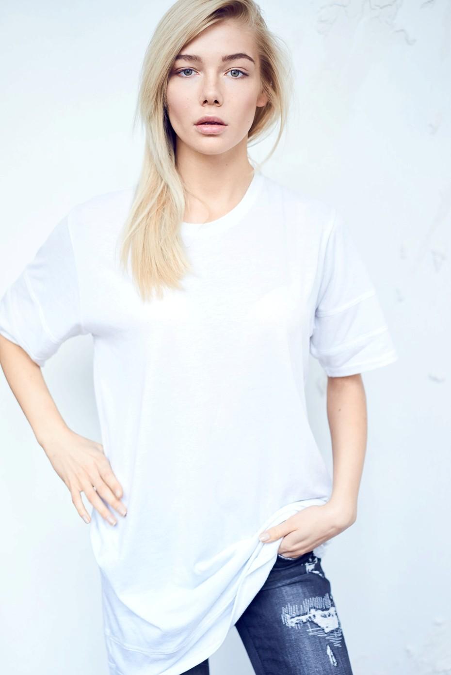 Anastasia Belotskaya jeans 2