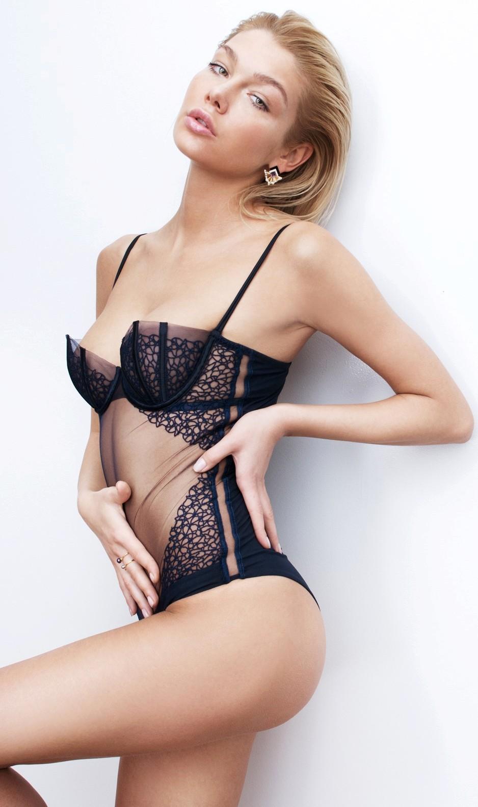 Anastasia Belotskaya lingerie 2