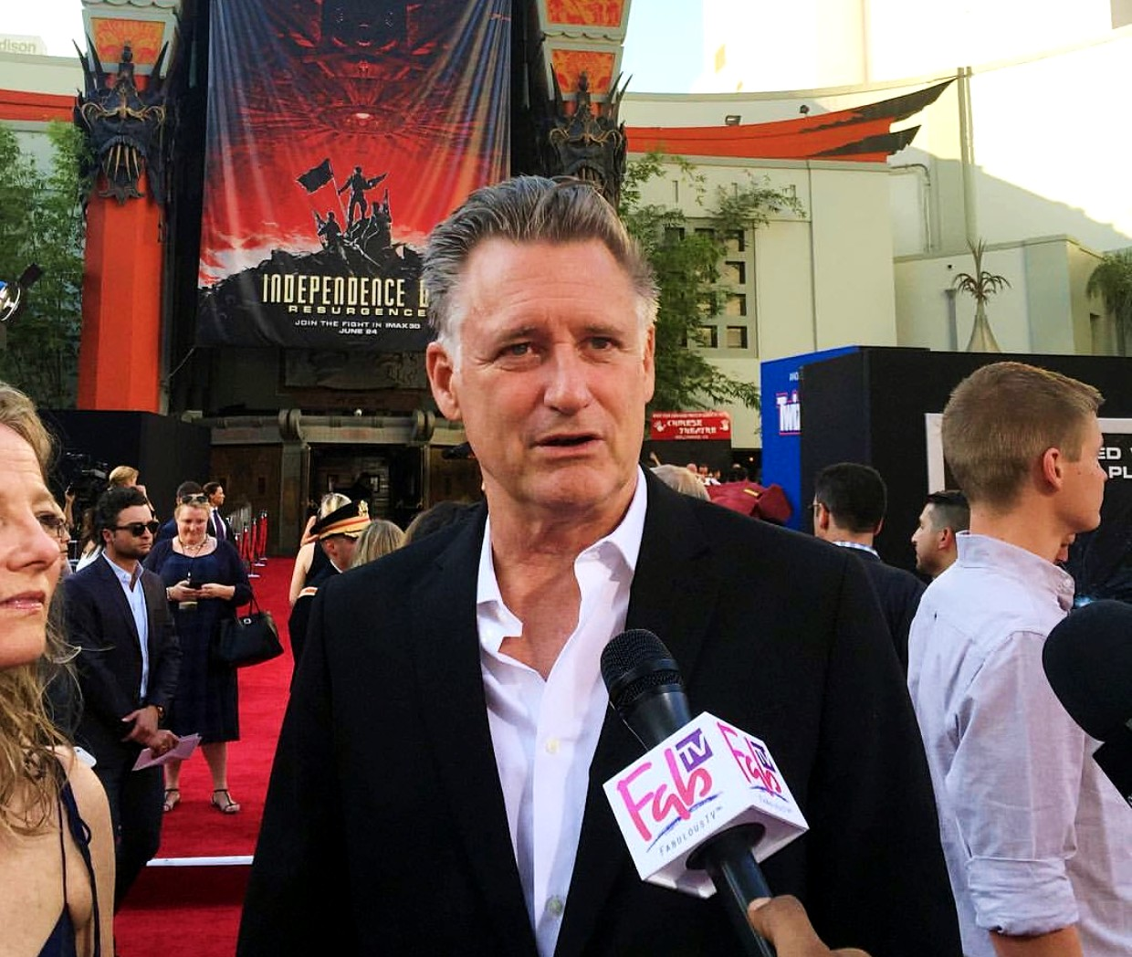 Independence Day Resurgence, Bill Pullman