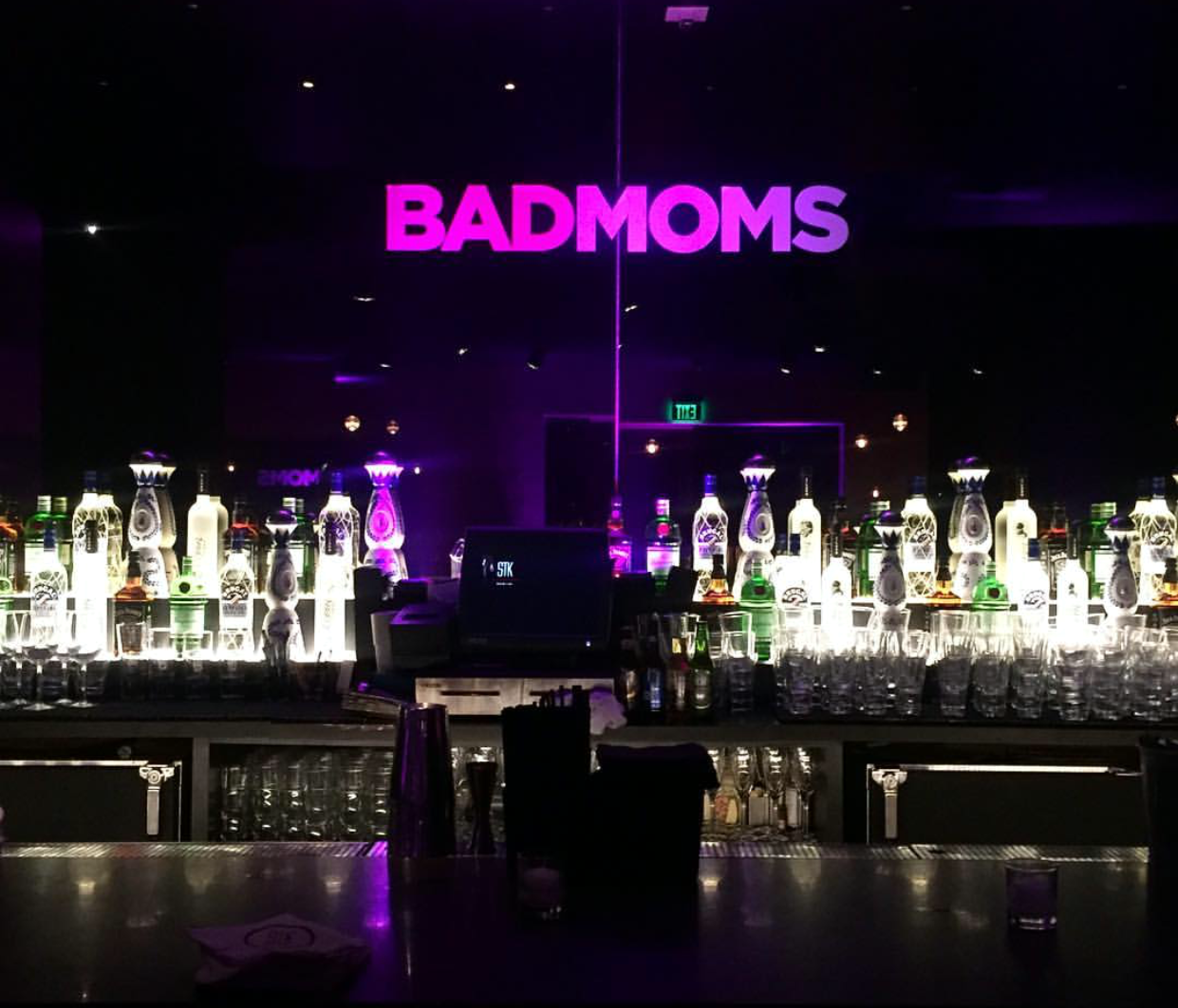 Bad Moms, after party