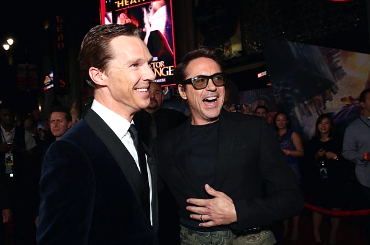 doctor-strange-movie-premiere-benedict-cumberbatch-robert-downey-jr-la