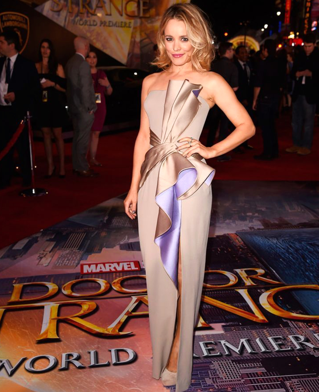doctor-strange-movie-premiere-rachel-mcadams-la