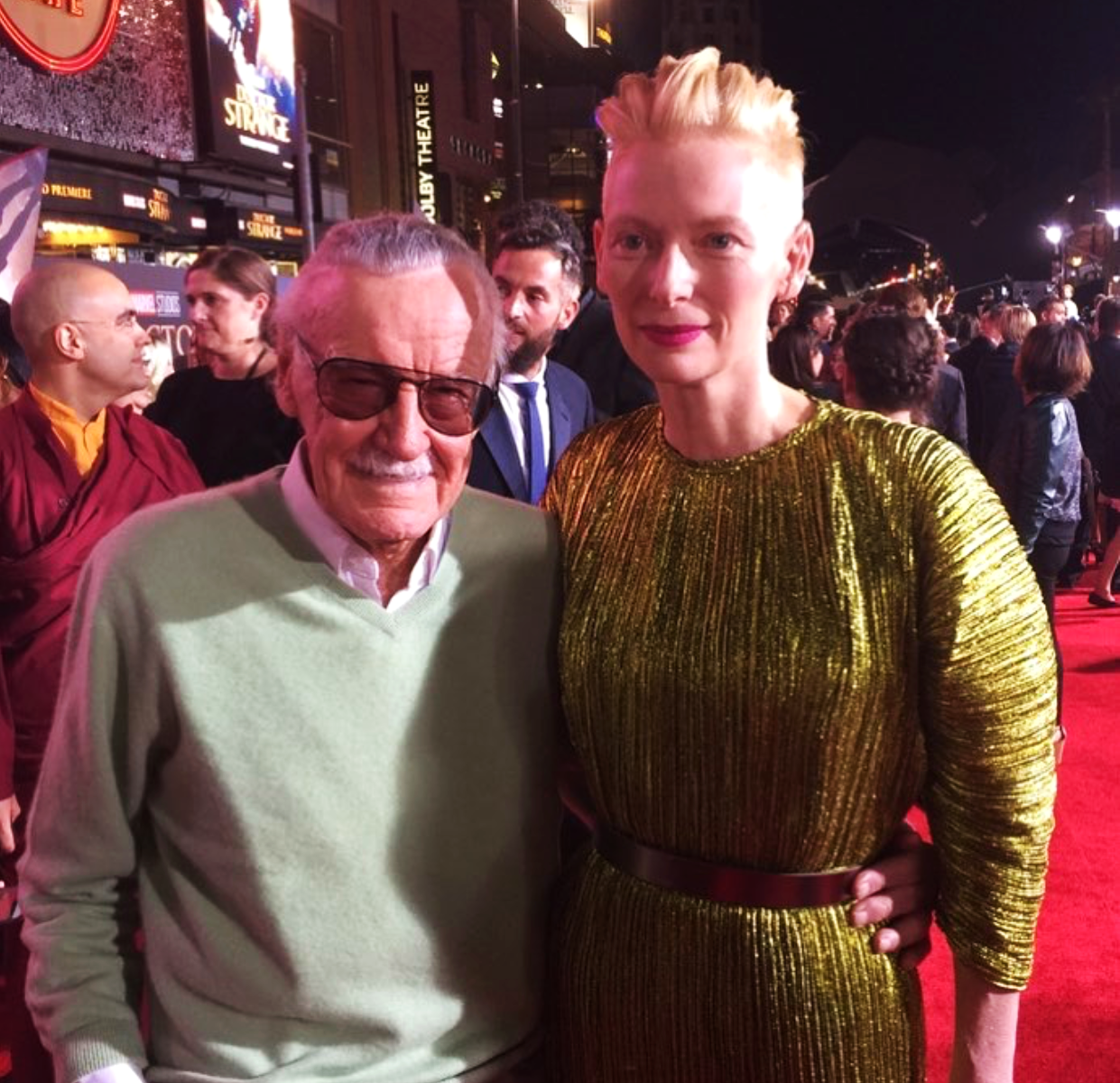 doctor-strange-movie-premiere-stan-lee-tilda-swinton