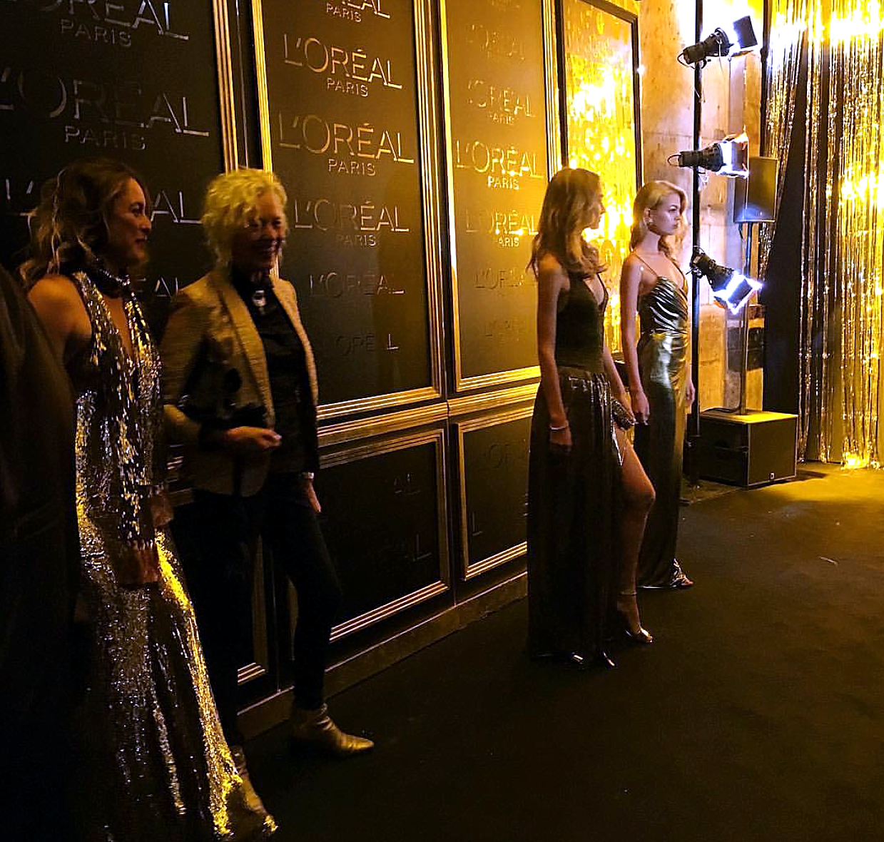 loreal-gold-obsession-party-paris-ellen-von-unwerth